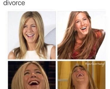 jennifer-aniston-reaction-over-brangelina-divorce-hilarious-funny_memes