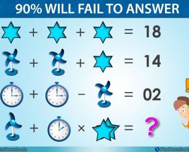 Viral Facebook Math Puzzle