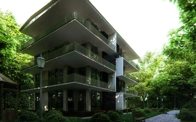 3D EXTERIOR VISUALIZATION - PicsellGlobal 1