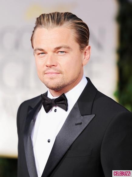 Leonardo Dicaprio's Frisur? Haare Friseur Styling