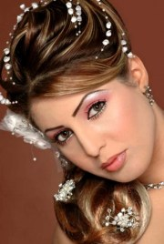 wedding-bridal hair styles-perfect