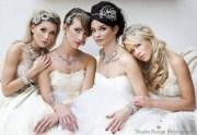 fashion & style stylish bridal-wedding
