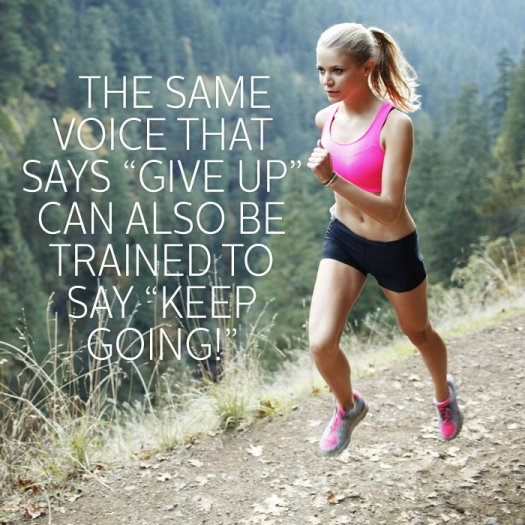 Keep Going - Health and Fitness Quotes Images