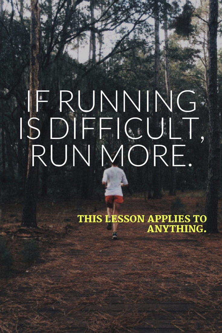 Run More - Best Fitness Quotes Images