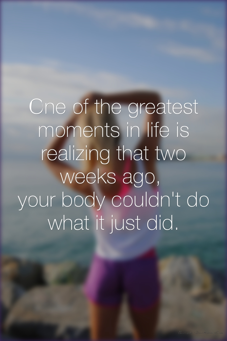 Greatest Moments in Workout - Best Fitness Quotes