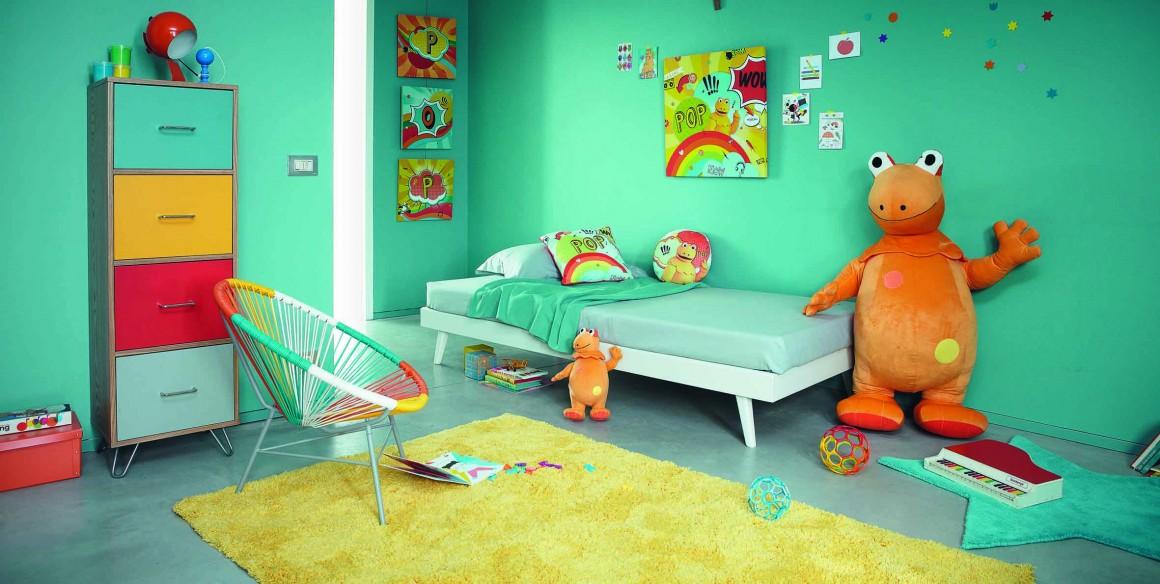 Chambre Enfant Mixte Casimir Deco