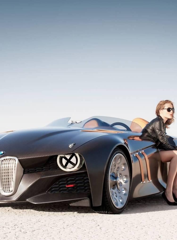 girl-sitting-in-bmw-328-car-in-desert-hd-wallpaper