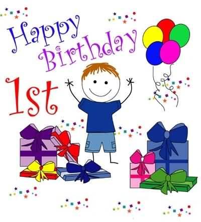 Beautiful Birthday Greetings For Cute Baby Boy
