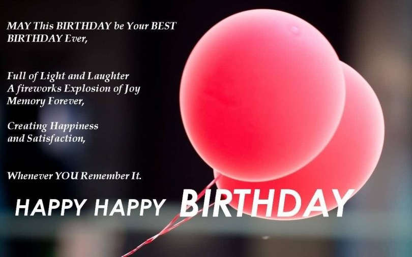 Beautiful Image Birthday Wishes For Someone Special