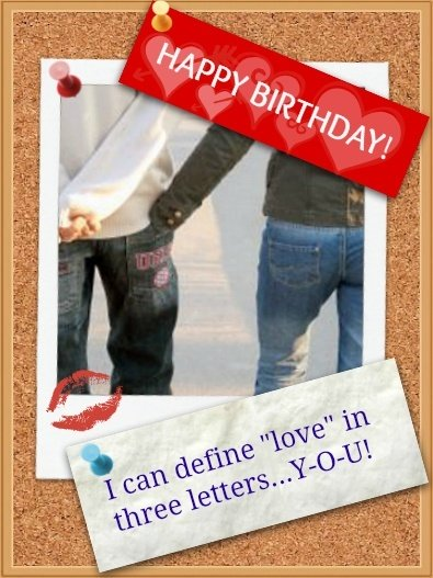 Best Birthday Greeting Card For Love