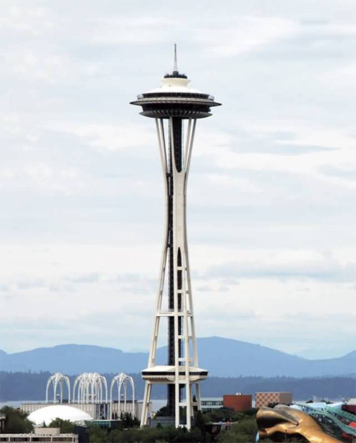 Best Wallpaper Of Space Needle