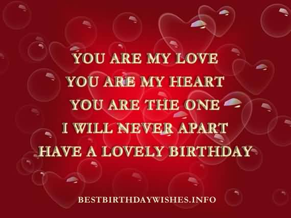 Birthday Quotes For Lovely Wife