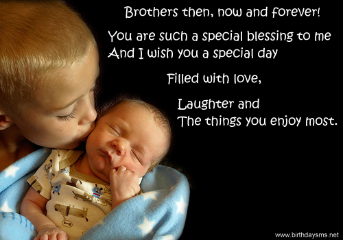 Brother Birthday Quotes & Blessing