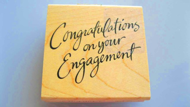 Congratulations On Your Engagement Facebook Picture