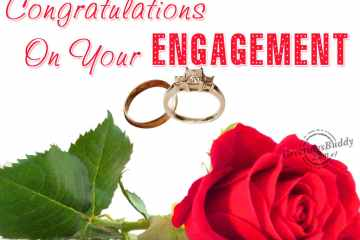 Engagement Greetings