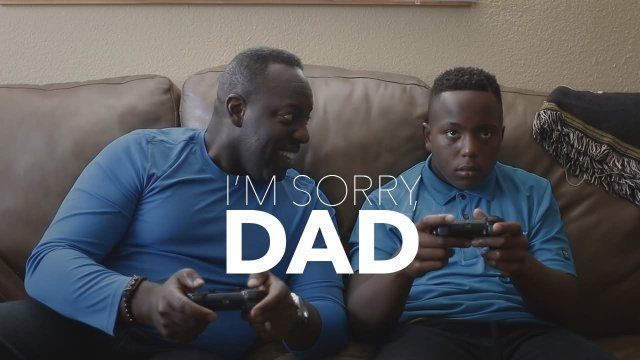 Funny I'm Sorry Dad Image