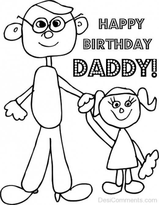 Handmade Dad Birthday Wishes Image