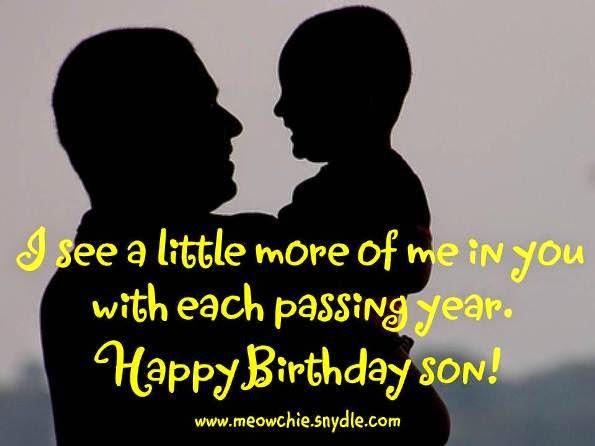 Happy Birthday Son Have A Wonderful Birthday