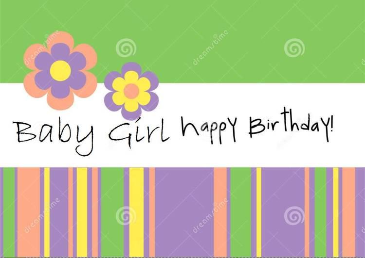 Have Wonderful Birthday Baby Girl
