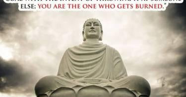 Buddha Anger Quotes