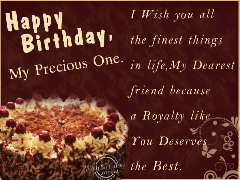 42 Nice Coworker Birthday Wishes Greetings Photos Picsmine Happy Birthday My Friend I Wish You All The Best