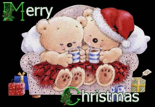 Merry Christmas Wishes Graphics
