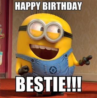 Minion Birthday Funny Meme
