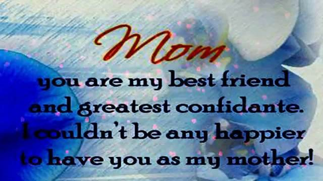 Mom Birthday Quotes And Wishes Image