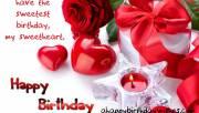 Boyfriend Birthday Wishes