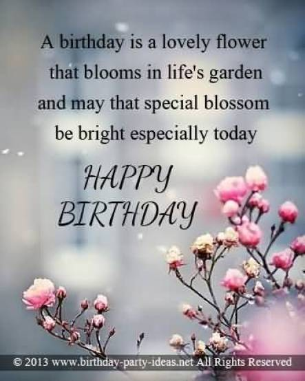 Special Happy Birthday Wishes For Wife