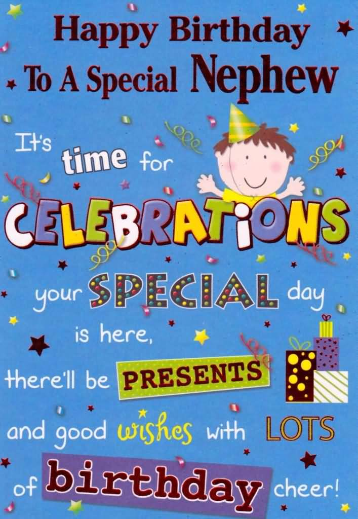 16 Best Ever Birthday Greeting Card For Nephew From Parents – Nephew Birthday Cards