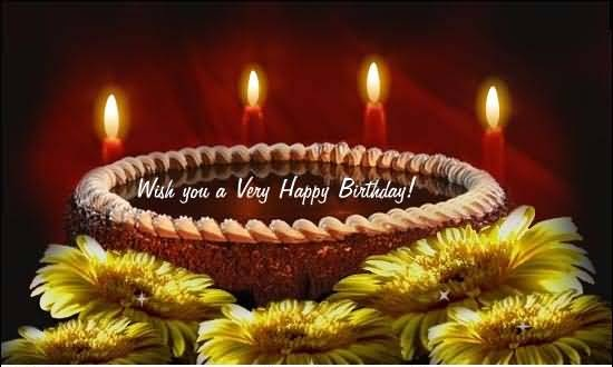 Wish You A Very Happy Birthday For Someone Special
