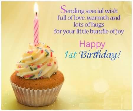 Wonderful 1st Birthday Wishes For Baby Boy 2