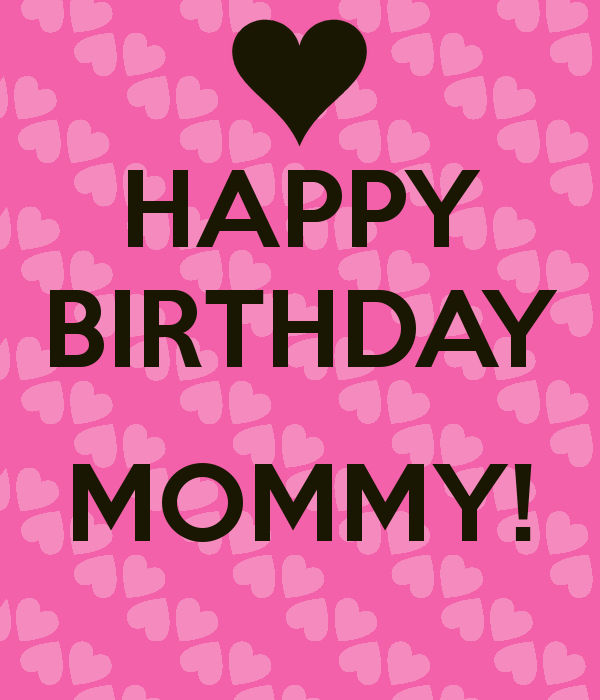 Wonderful Happy Birthday Mommy Image