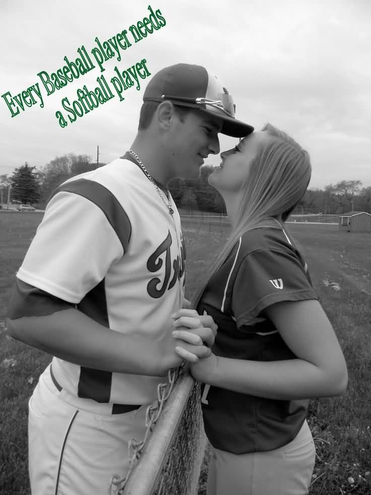 Every Baseball Player Needs A Softball Player