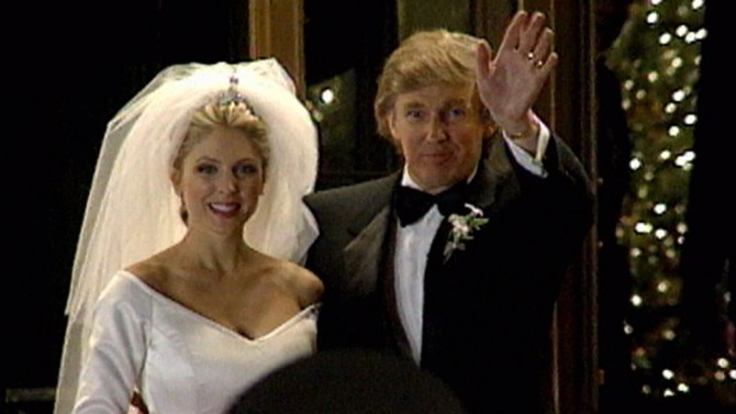 First Wife Of Donald Trump