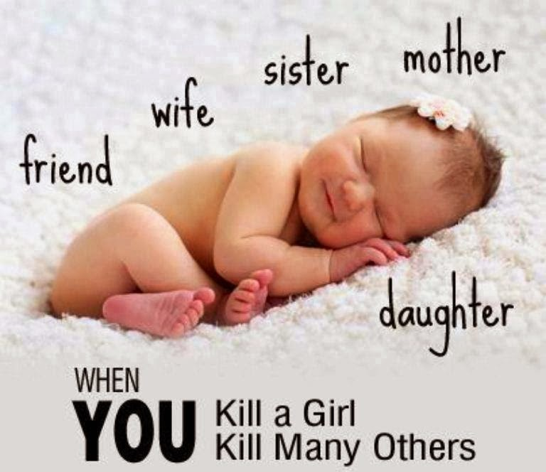 Friendwife Sister Mother Daughter When You Kill A Girl Kill Many Others