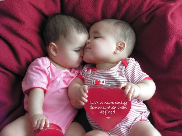Love Is More Easily Demonstrated Than Defined