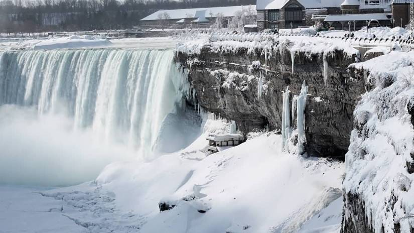 Lovely Niagara Falls With Beautiful Home In America