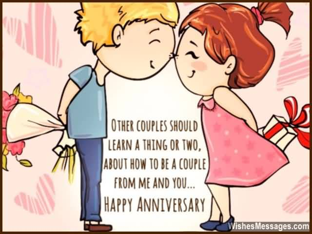 Other Couples Should Learn A Thing Or Two About How To Be A Couple From Me And You Happy Anniversary