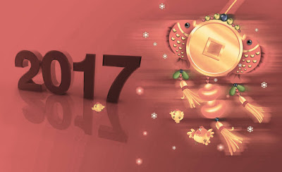 2017 Happy New Year To My Friend