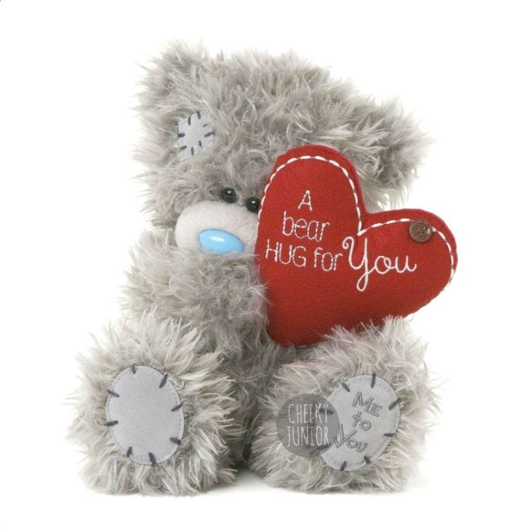 A Bear Hug For You I Love You So Much Image