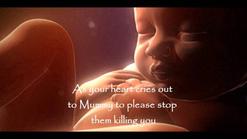 Abortion Sayings As your heart