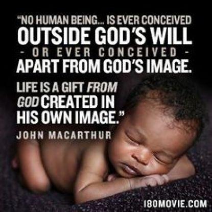 Abortion Sayings No human