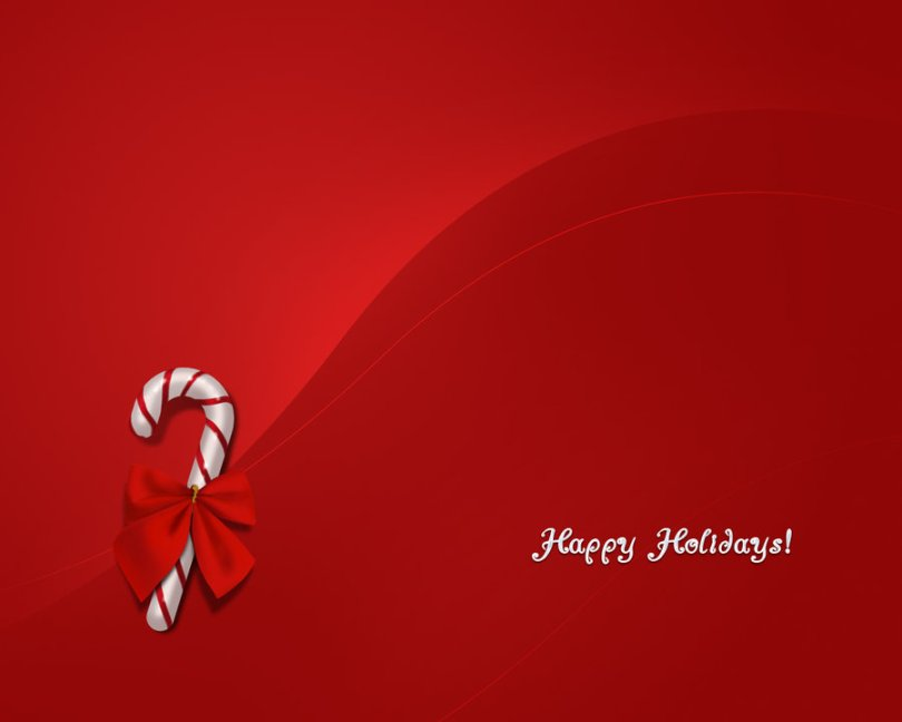 Amazing Happy Holiday Wishes Wallpaper