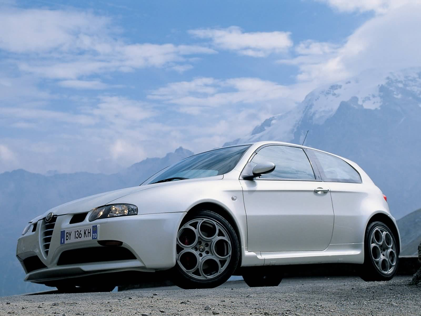 Alfa Romeo 147 GTA Car