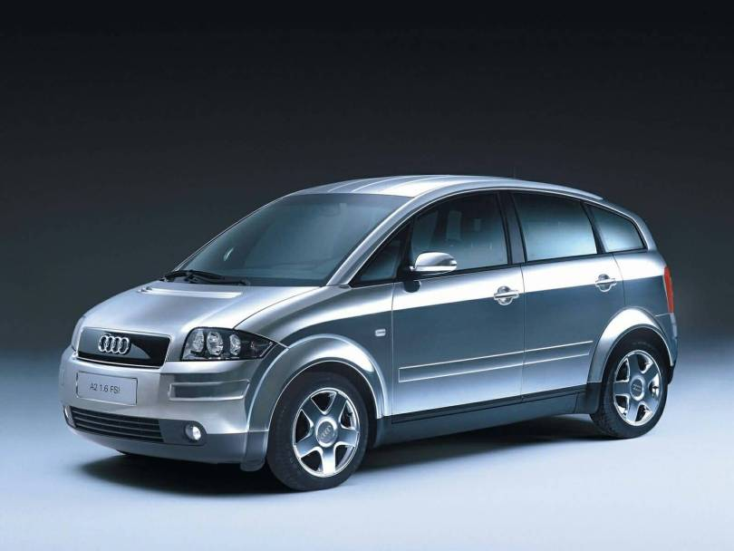 Amazing view of Audi A2 car