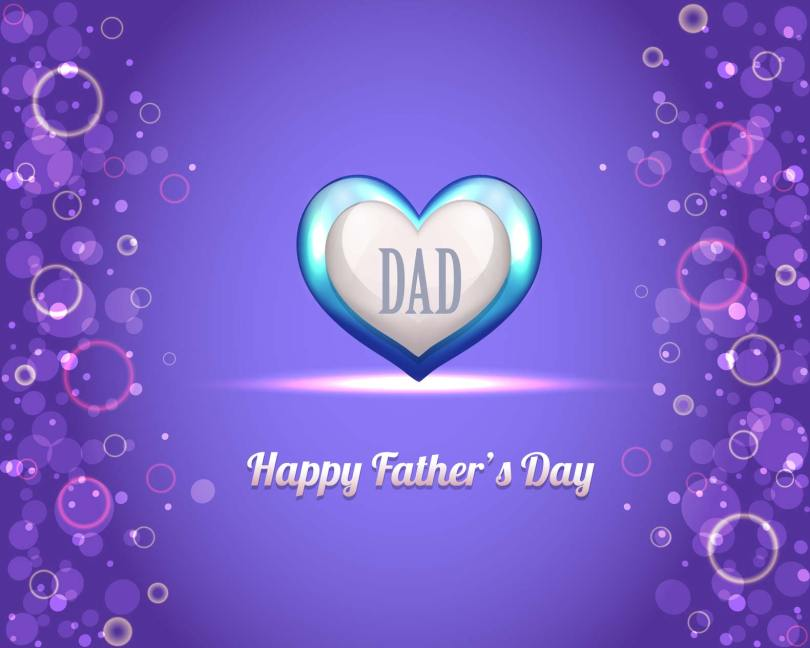 Awesome Happy Father's Day Wallpaper