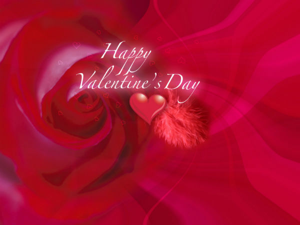 Awesome Happy Valentine Day Wallpaper