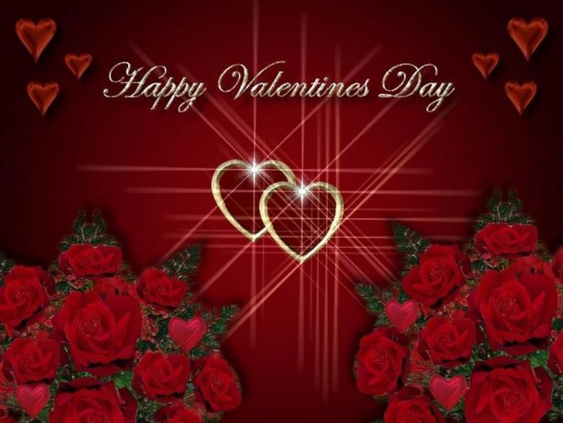 Awesome Happy Valentine Day Wishes Image